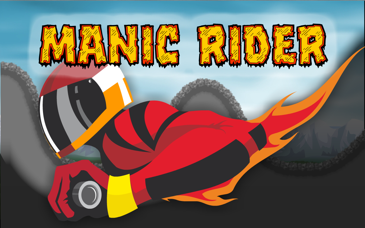 Manic Rider A Fun and Challenging Bike Game