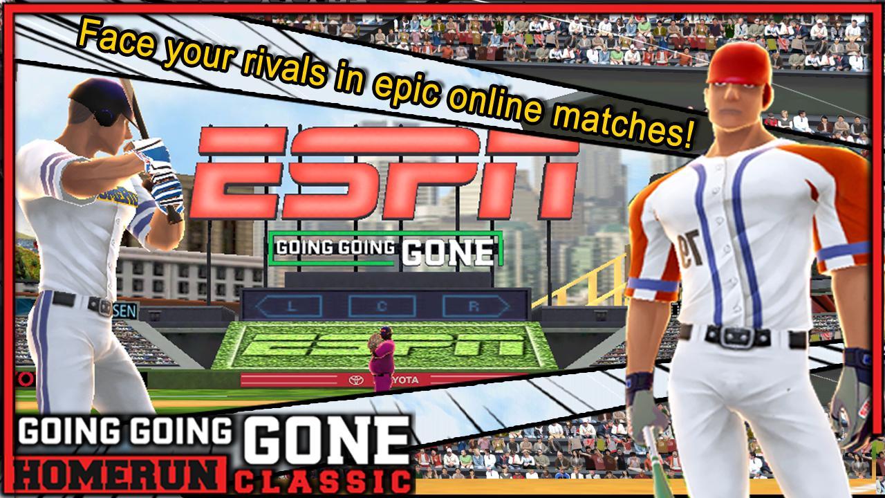 Going Going Gone Baseball Online